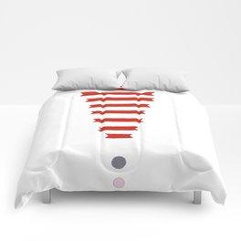 Red line Comforters