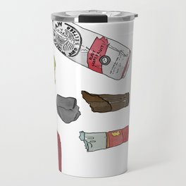 ACAB (color & linework) Travel Mug