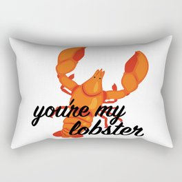 FRIENDS - You're My Lobster Rectangular Pillow