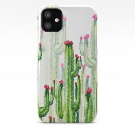 cactus four new iPhone Case