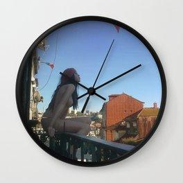 Oporto Wall Clock