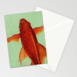 goldfish2 Stationery Cards