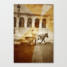 hiT tHe RoAd . . . Canvas Print