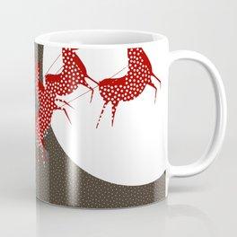 Flying Santa Coffee Mug