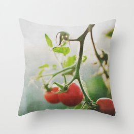 TOMATOES. Throw Pillow