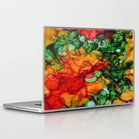 marley Laptop & iPad Skins featuring Marley by Claire Day