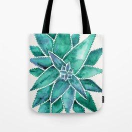 Aloe Vera – Turquoise Palette Tote Bag