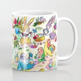 Easter egg party Coffee Mug