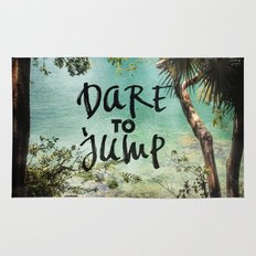 Dare to Jump Rug