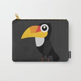 Toucan Bird Carry-All Pouch
