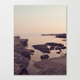 marine collection. Greece. Kefalonia Canvas Print