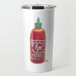 Sriracha Hot Sauce Travel Mug