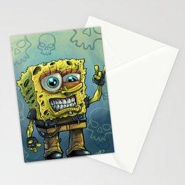 Grunge Bob Stationery Cards