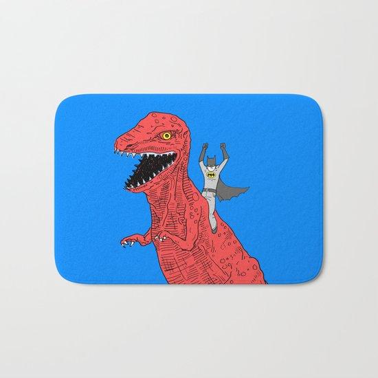 Dinosaur B Forever Bath Mat