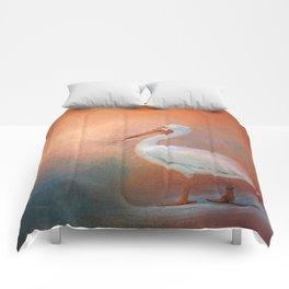 Pelican Walk Comforters