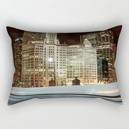 Alive at Night Rectangular Pillow