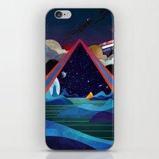 Frozen Oceans iPhone & iPod Skin