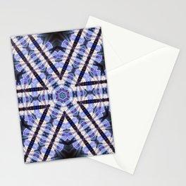 stylized openwork 7 Stationery Cards