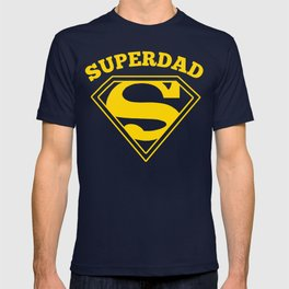 Superdad | Superhero Dad Gift T-shirt