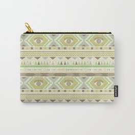 Aztec Eye Carry-All Pouch