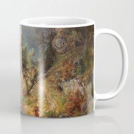 Alfred Wahlberg (1834-1906) 1866 · Summer Landscape Coffee Mug