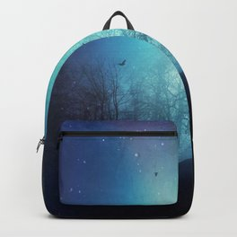 Bluer than Midnight Backpack