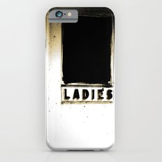A real Lady  Slim Case iPhone 6s