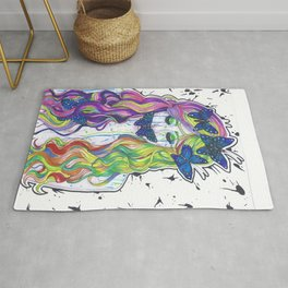 Crying Color Rug