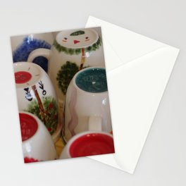 Cute Features Stationery Cards