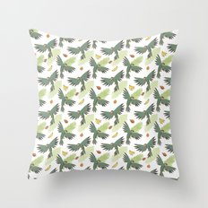 Tropicalia Throw Pillow