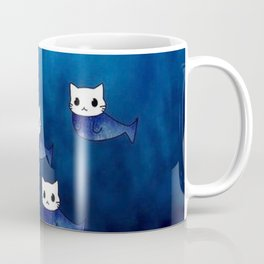 Cats Mermaid 1 Coffee Mug