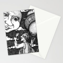 Old Man of The Hague Stationery Cards