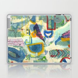 This Side Up Laptop & iPad Skin