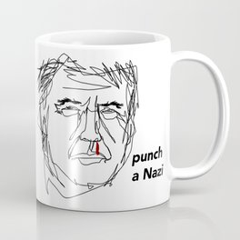 Punch Trump Coffee Mug