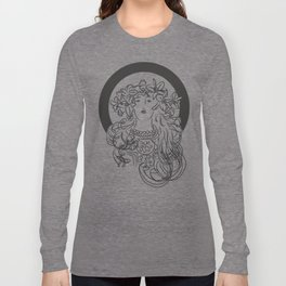 Mucha's Inspiration Long Sleeve T-shirt