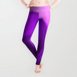 Purple tie dye Leggings