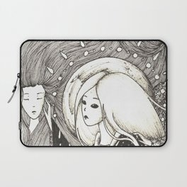 Figures from the past Laptop Sleeve