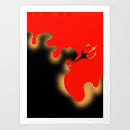 Night Terrors Art Print