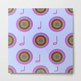 Musical Sounds.... Metal Print