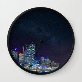 Brisbane Wall Clock