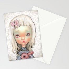 ppinkydolls art print Stationery Cards