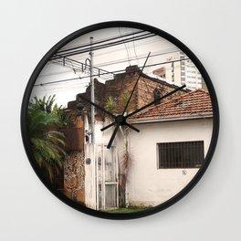 Sao Paulo 2 Wall Clock