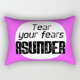 416 NL Quote Rectangular Pillow