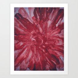 rose theme Art Print