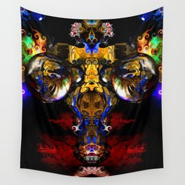 BEST ' OF MIROR Wall Tapestry