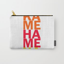 kamehameha Carry-All Pouch