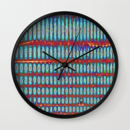 Fractory: Space Odyssey Series - Star Seeds Wall Clock