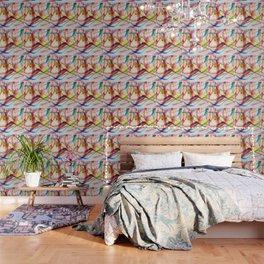 Dancing colors 2 Wallpaper