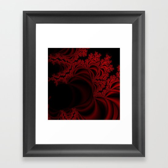 Melody of the Heart Framed Art Print