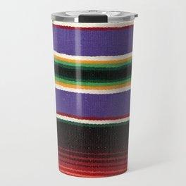 MEXICAN SERAPE Travel Mug